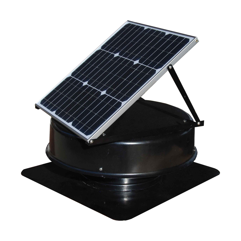 Solarking Solar Fan Solar Roof Ventilation Exhaust Fan