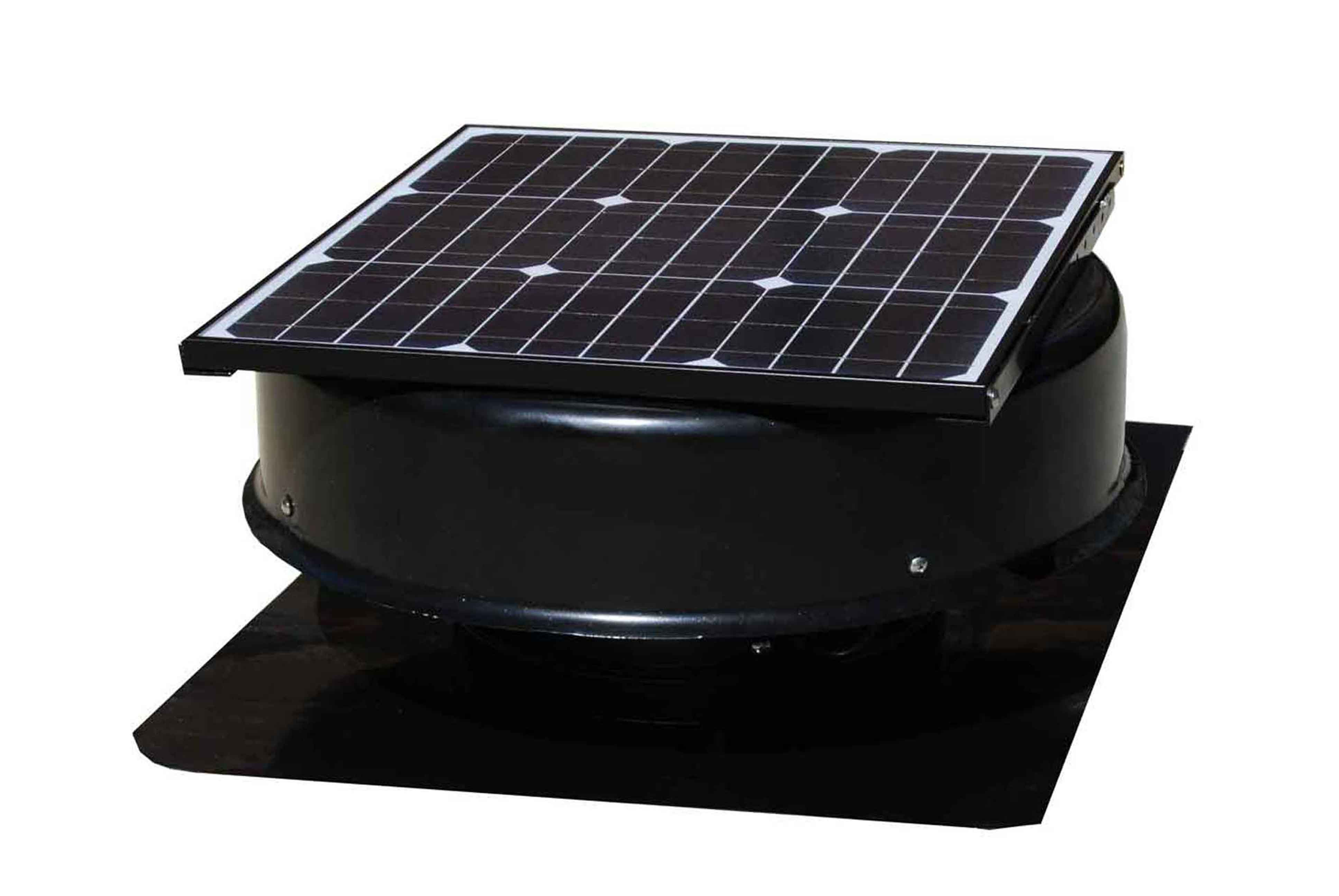 Solar Roof Vent Roof Ventilation For Homes And Sheds